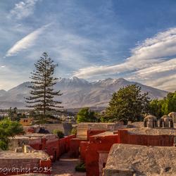 Monasterio de Santa Catalina - Peru