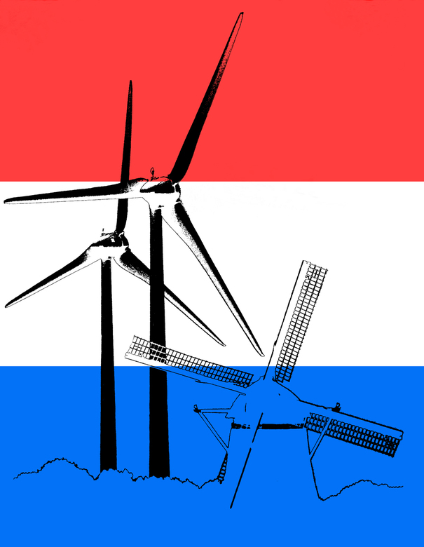 Holland Molenland -