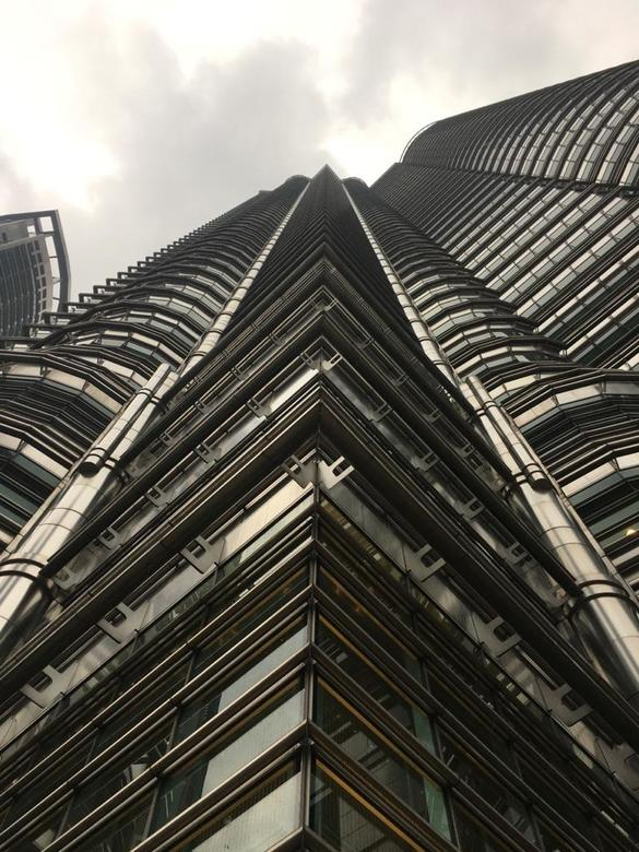 Twin tower KL -