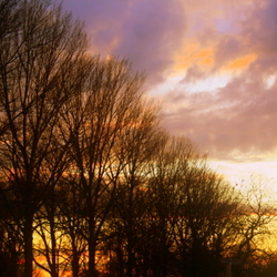 prachtige wolken en lucht foto