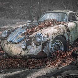 Verlaten Porsche