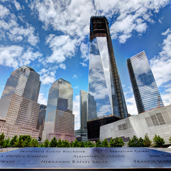 WTC Memorial New York City