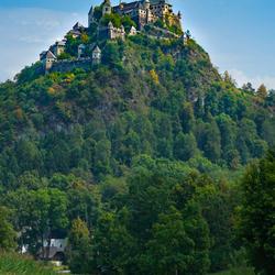 Burg Hochosterwitz in Carinthia