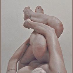 Legs - zelfportret