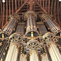 Orgel Pancratiuskerk Blokker