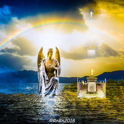 Het aanschouwen van de Hemelvaart