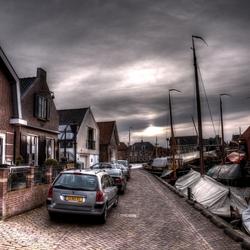 Oude haven van Spakenburg