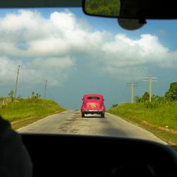 Onderweg in Cuba