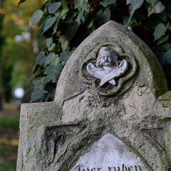 Oude begraafplaats Rheine 4