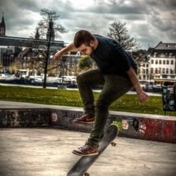 Skater@ de Griend Maastricht