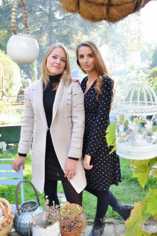 """Janou&Imke - Modellen shoot voor de collectie van fairtrade winkel in Zuid Limburg """"de groene knoop"""""""