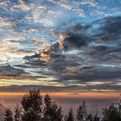 Sunrise @ Bromo Tengger Semeru National Park, Java (Indonesia)