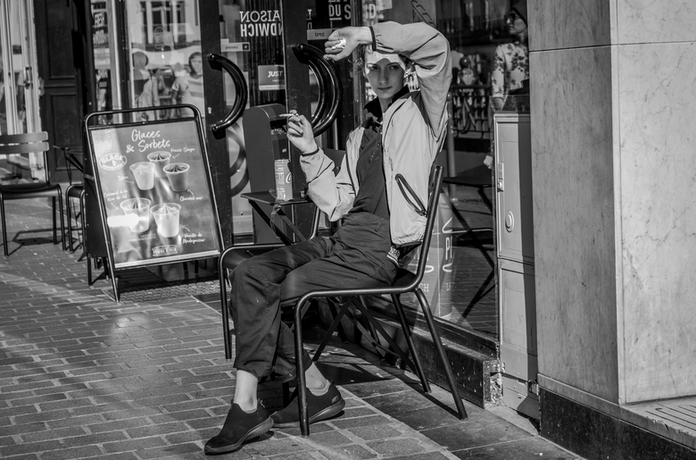 Lille  - Straatfotografie in de prachtige Vlaamse stad in Noord Frankrijk.