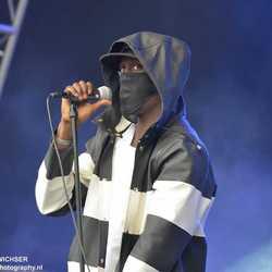 Gangster Rapper Vinz