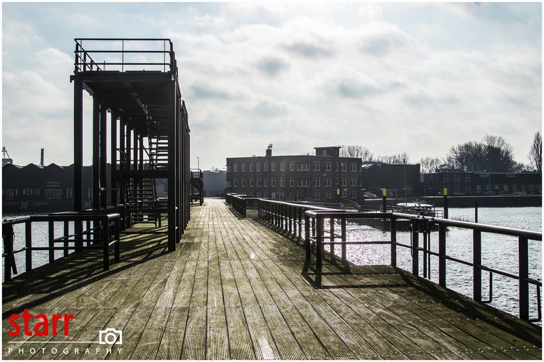 Rotterdamse haven -