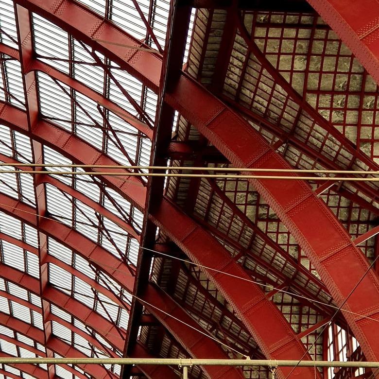 Ijzersterk - Centraal station Antwerpen