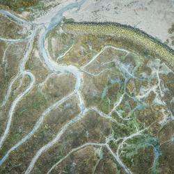 Water stroom gebied