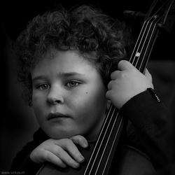 The Cello Player...