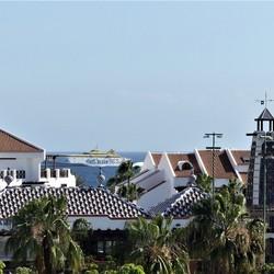 P1060657 Tenerife sfeertje Uitz Hotel balkon 19 mei 2019