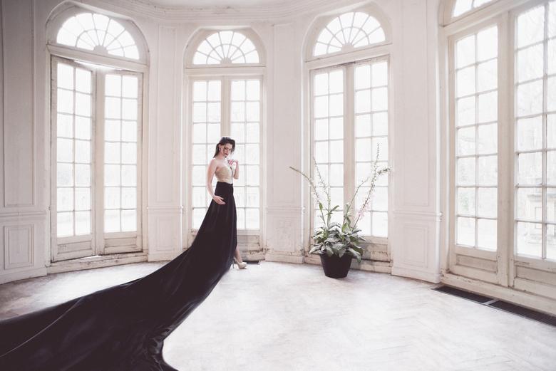 Dress me up - Model: Marieke Bekkers
