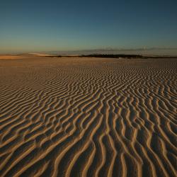 Woestijn Noord Brazilie