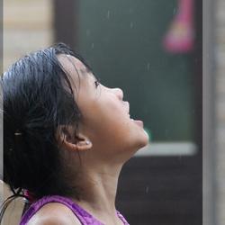 Wat is regen toch mooi