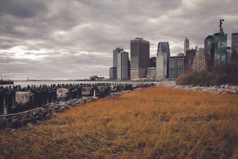 Manhattan Skyline - Apocalypse-edit