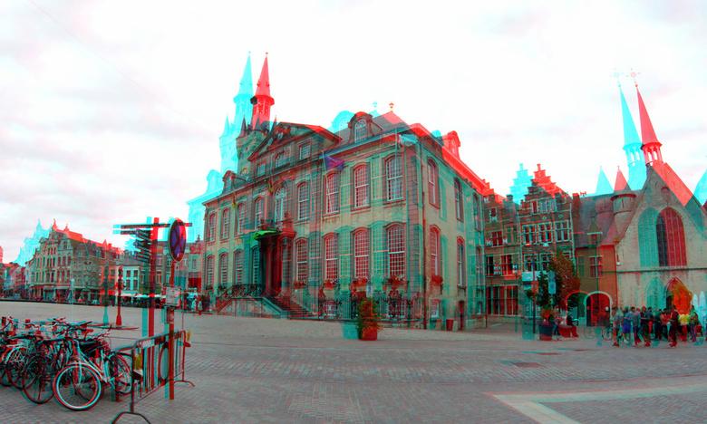 Lier Belgium 3D GoPro - Lier Belgium 3D GoPro