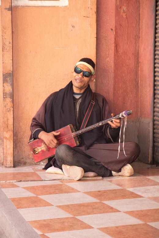 Wondere wereld van Marrakech - of Stevie Wonder?
