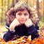 Herfstportretje