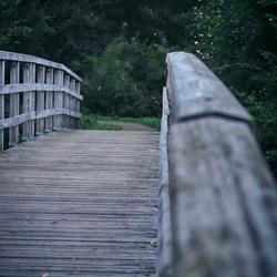 Ga die brug over...