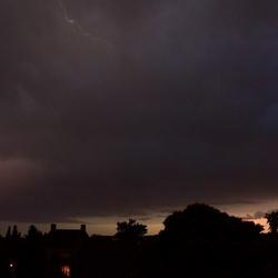 Lightning!