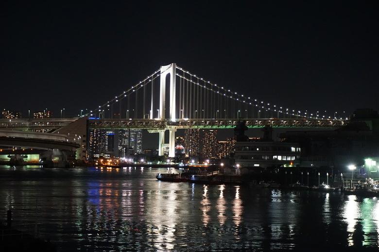Rainbow Bridge Tokyo - Zakenreis in 2017