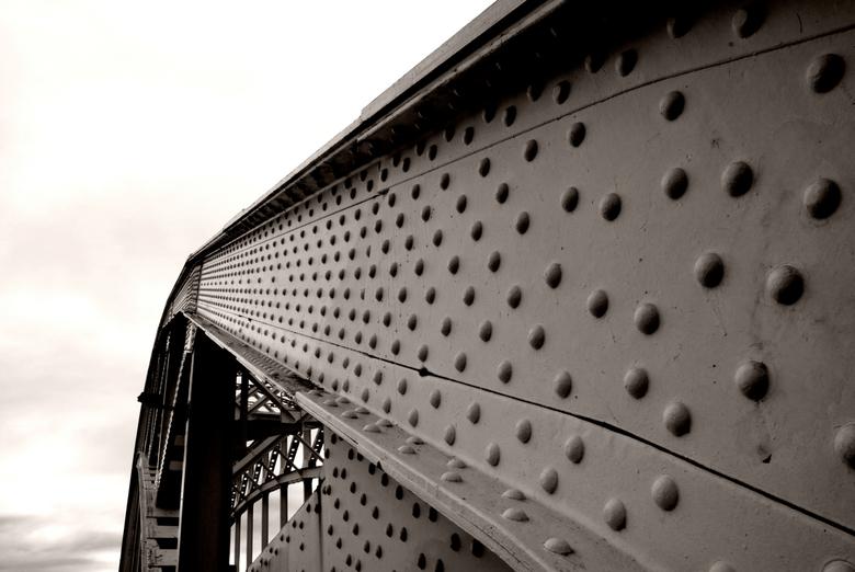 Nijmegen - A Bridge too Far - De brug over de Waal in Nijmegen