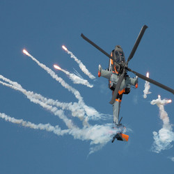 Apache going for a loop