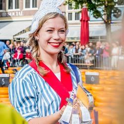 Kaasmeisje Alkmaar