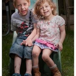 Joshua en Analeigh