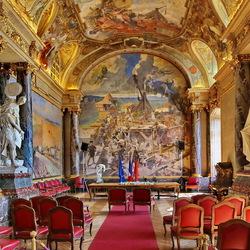 La salle de cérémonie de mariage à Toulouse