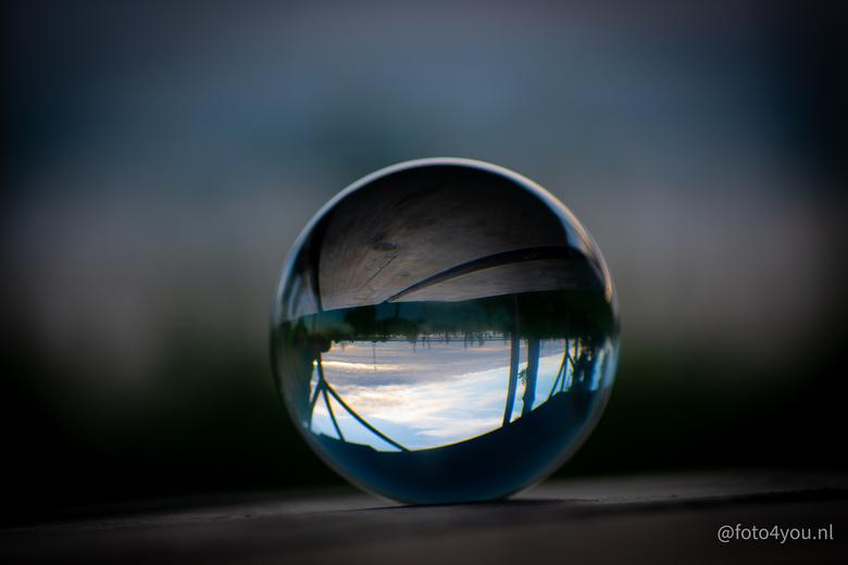 the ball -