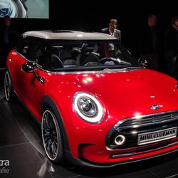 Bright Red Mini
