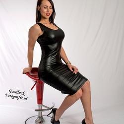 Tight Black Dress 2
