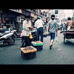Shanghai Streets #2