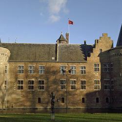 Zonnig kasteel Helmond