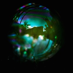 My world in a bubble..