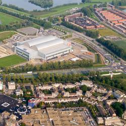 Gelredome bij Arnhem