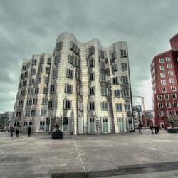 Dusseldorf Media Hafen
