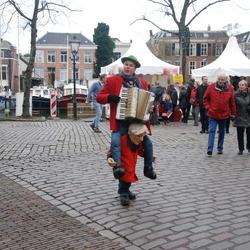 Kerst markt in Dordrecht
