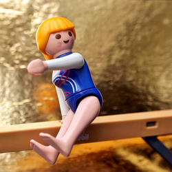 _Summer Olympic Sports_ Balance beam