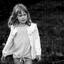 Onze fotogenieke kleindochter