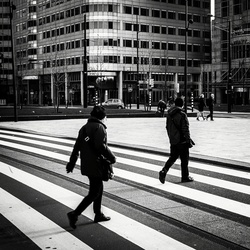 The way we walk
